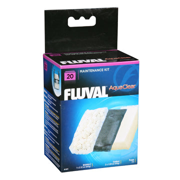 Fluval AquaClear Filter Media Maintenance Kit