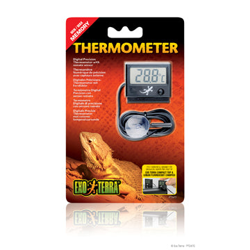Exo Terra Digital Thermometer with Probe