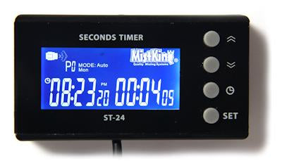 Mist King Seconds Timer