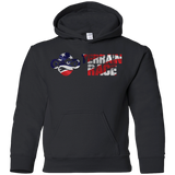 Terrain Race Youth Pullover Hoodie