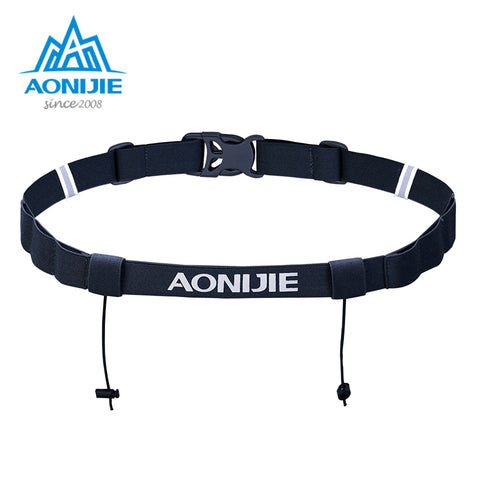 AONIJIE OCR Race Number Belt