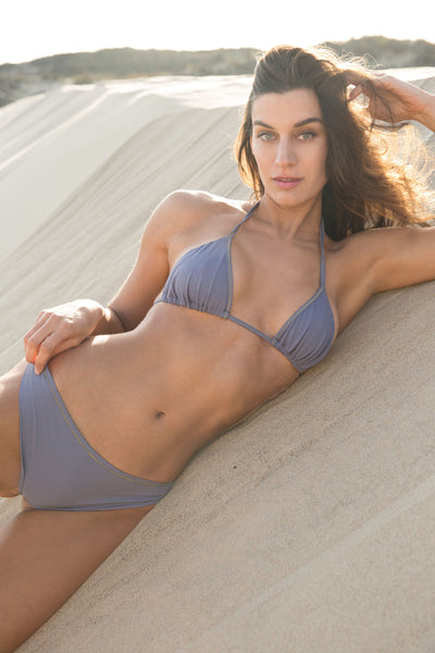 """Tribe Only"" Dream Gray Bikini Set"
