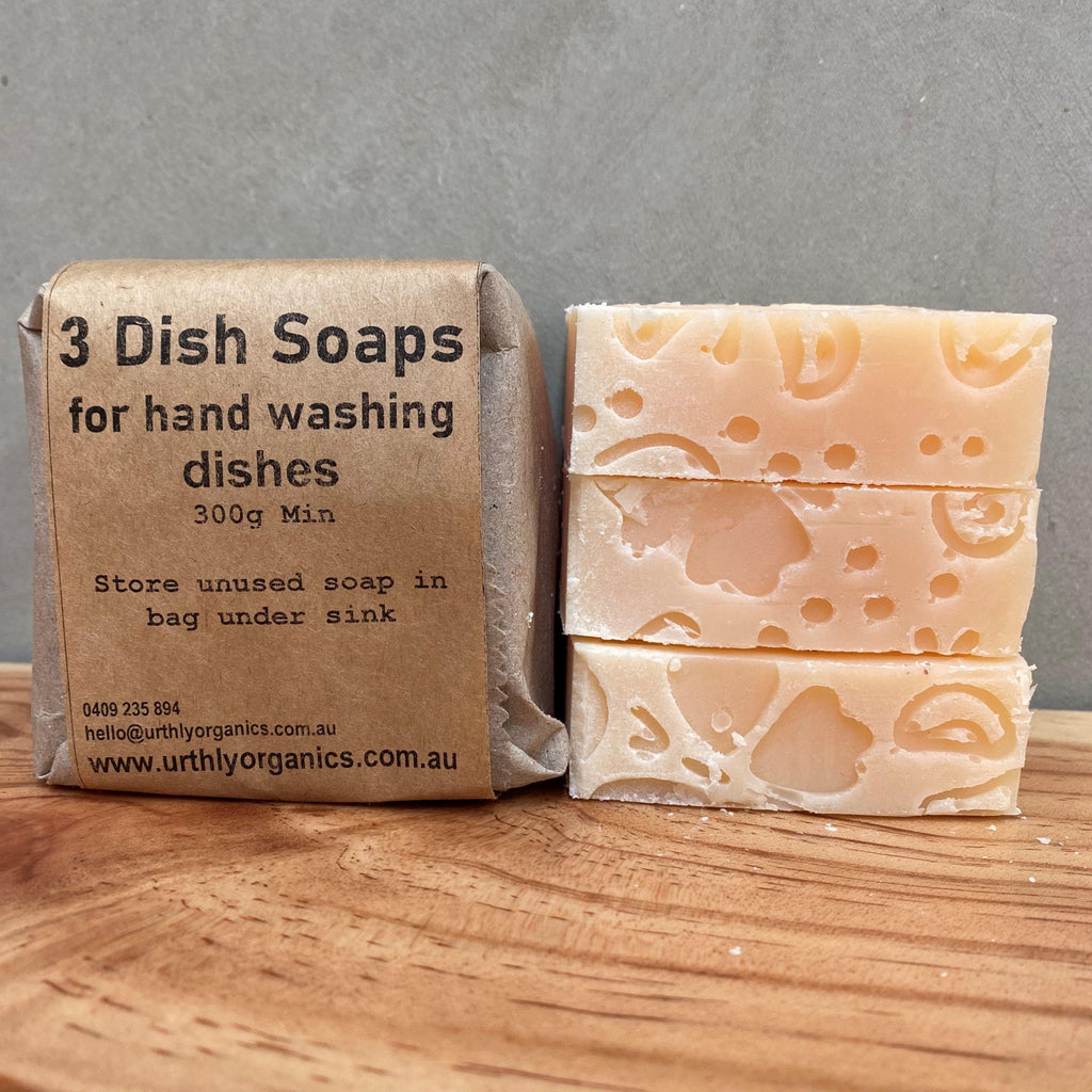 Dish soap 3 pack
