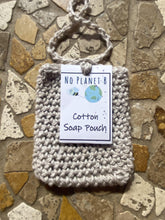 Load image into Gallery viewer, Crochet Soap Pouch
