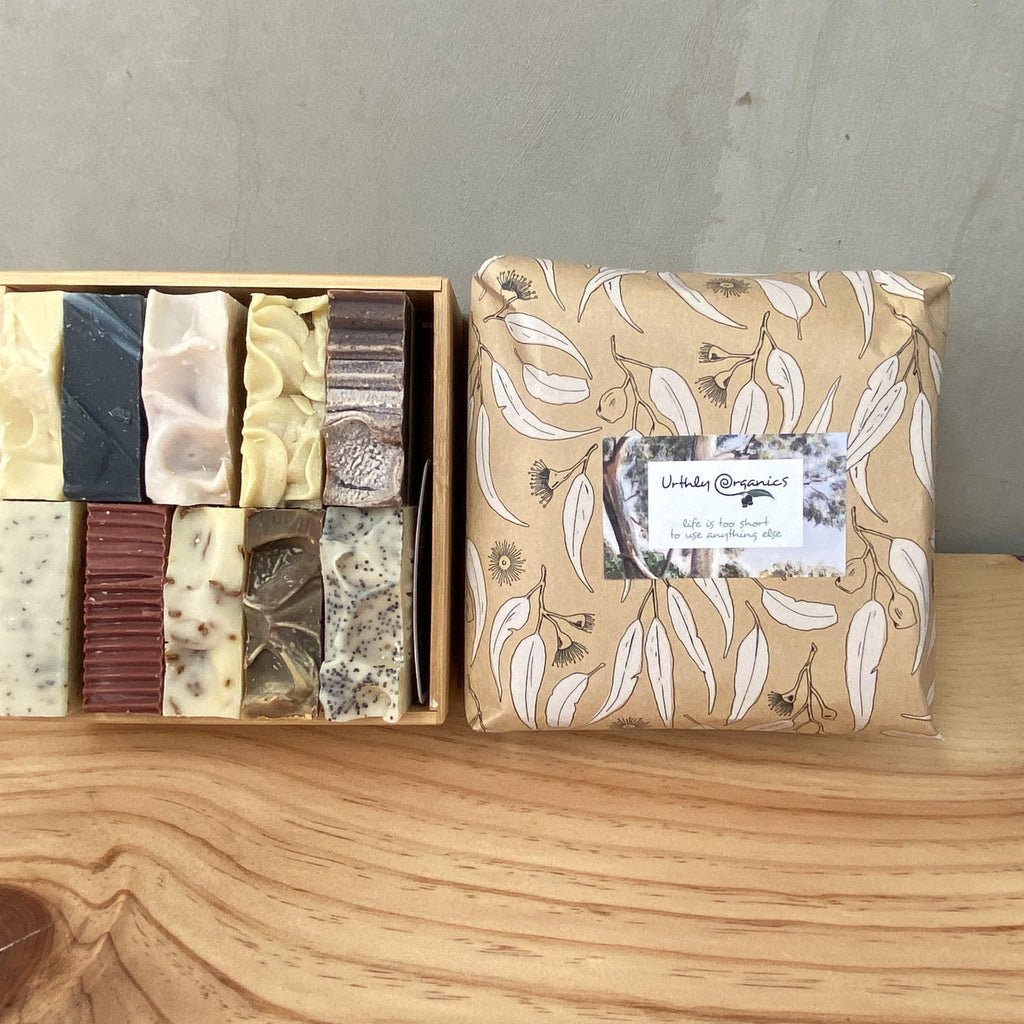 10 Soaps Gift Box