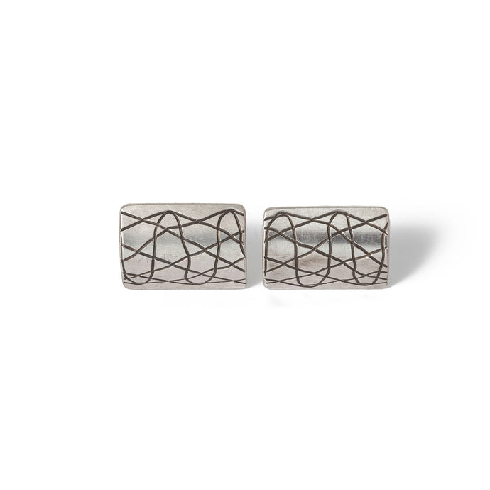 Square Earrings small