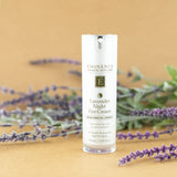 Lavender Age Corrective Night Eye Cream