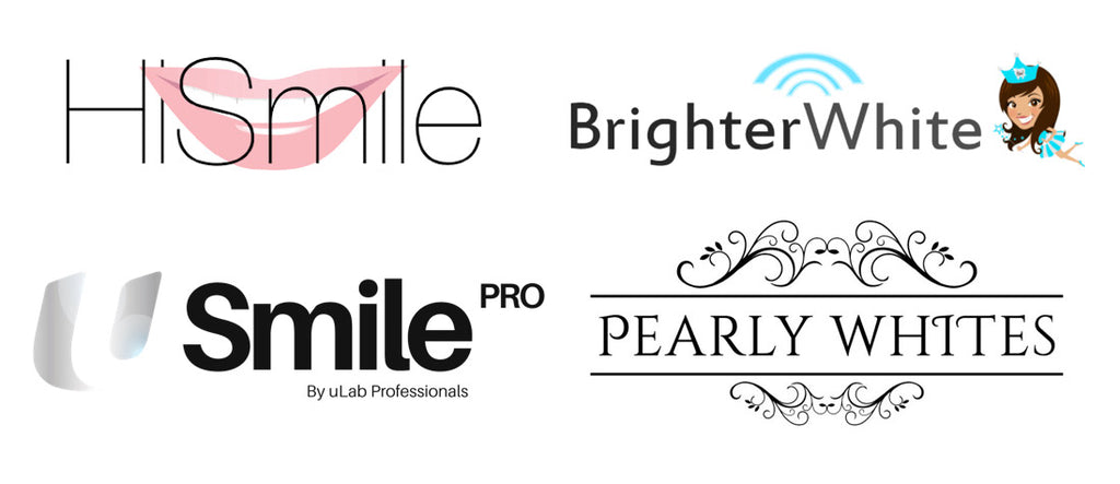 teeth whitening brands