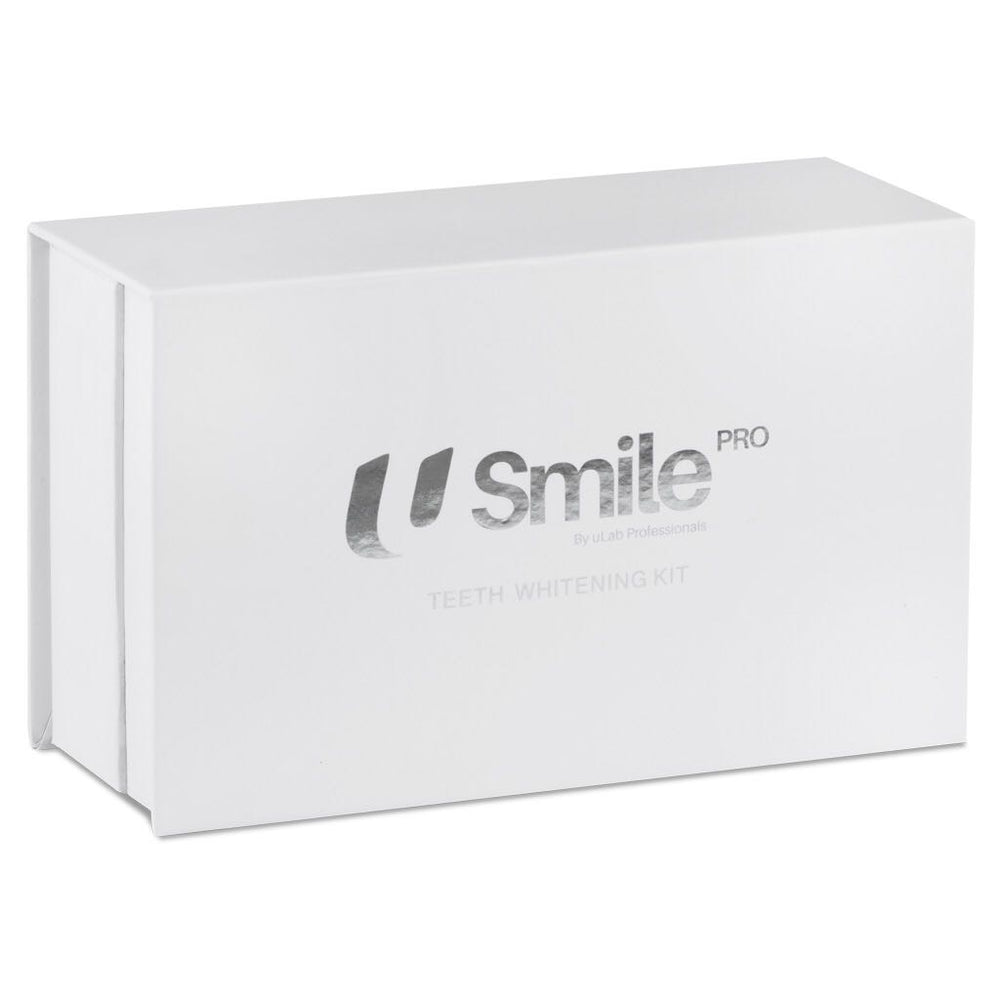 uSmile Pro Teeth Whitening Kit + The Man kit!