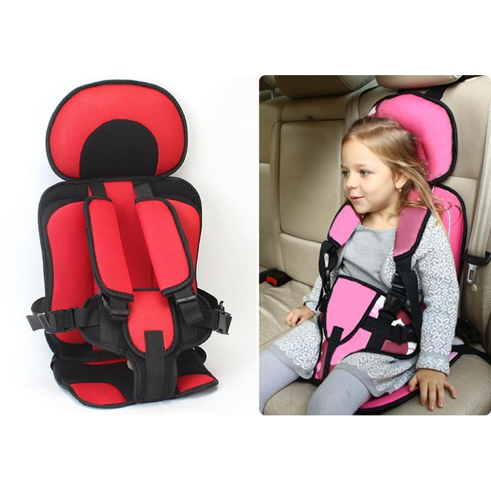 Portable Baby Car Booster Seat For