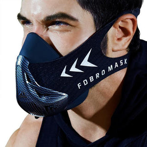 High Altitude Fitness Training Mask