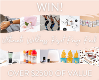 Win the Ultimate Wellness Prize Pack!