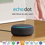 Echo Dot (3rd Gen) - Voice control your smart home