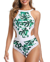 Floral Holipick  One Piece Swimsuit... EXPRESS DELIVERY