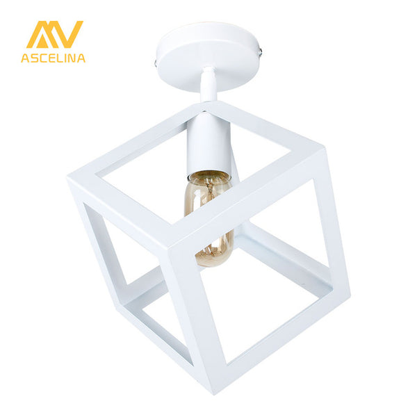 American Vintage LOFT Single Style Ceiling Light