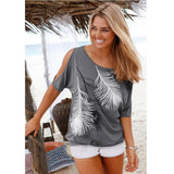 2018 Clothes For Women Plus Size 4XL 5XL T-Shirts