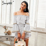 Simplee 2018 jump Sexy Women