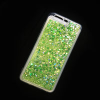 Soft Case For Huawei Honor 9 Cover Dynamic Liquid Colorful Sand Quicksand Clear Phone Case For Coque Huawei Honor 9 Case Funda
