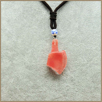 Natural Stone Sieraden Necklace Turquoiseunicorn Obsidian