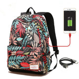 Hot Women backpack for teenage