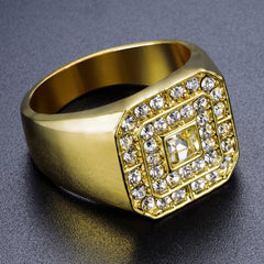 18K Gold Diamond  Craftlux Ring