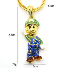 Luiigi Gold necklace