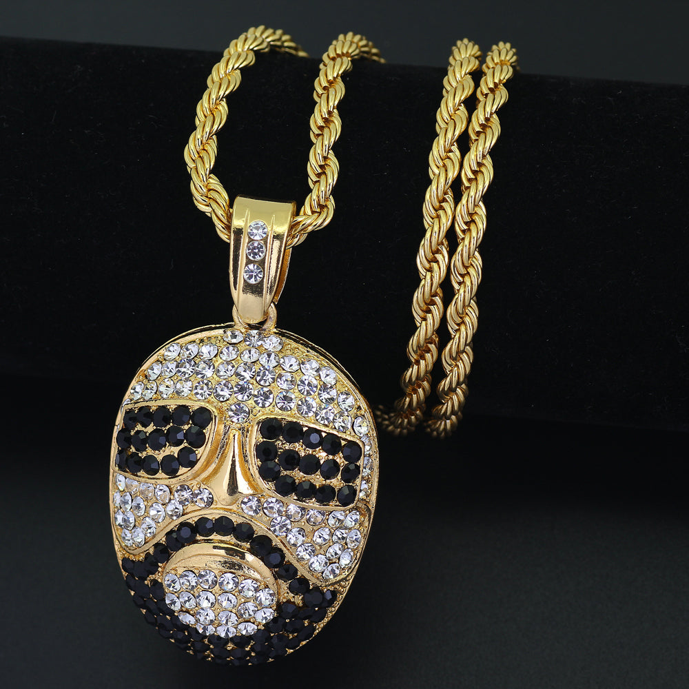 Rick Ross Iced Out Necklace