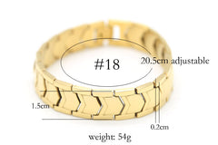 18K Gold Royal Bracelet