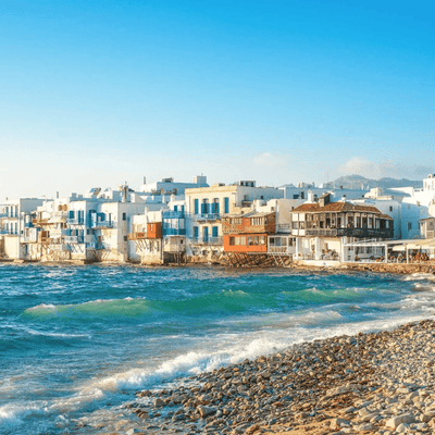 Mykonos Retreat July 2020