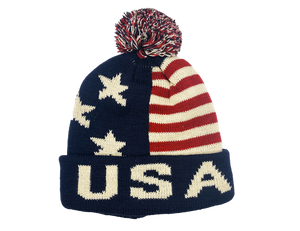 USA Winter Beanie