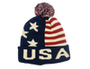 USA Winter Beanie - I Love My Freedom