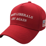 Make Liberals Cry Again Hat - I Love My Freedom