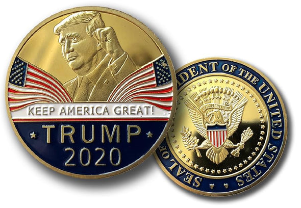 Keep America Great 2020 Coin