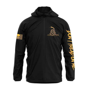Don't Tread On Me Rain Jacket - Greater Half