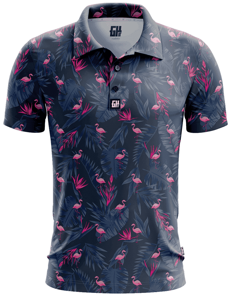 Flambino Golf Polo - Greater Half