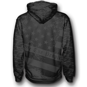 We The People Hoodie - Greater Half