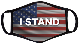 I STAND Face Cover