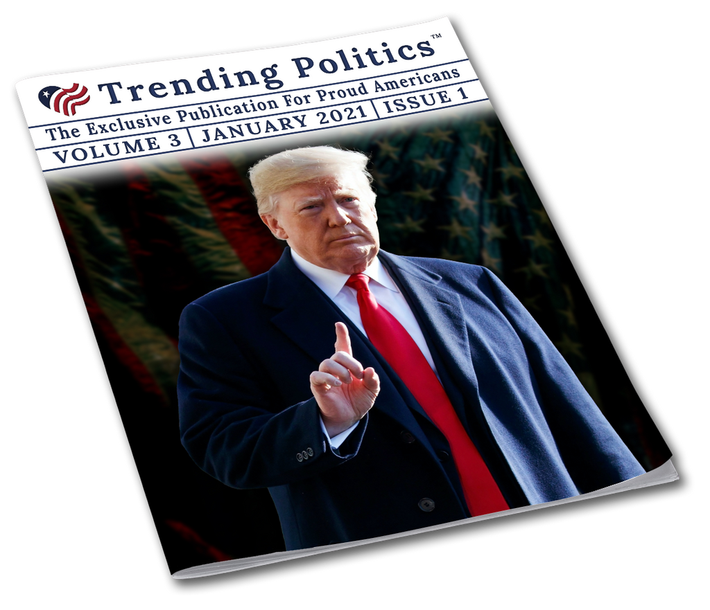 Volume 3 Issue 1 - January 2021 Trending Politics Newsletter