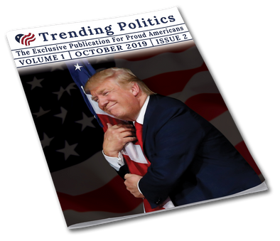 Volume 1 Issue 2 - October 2019 Trending Politics Newsletter