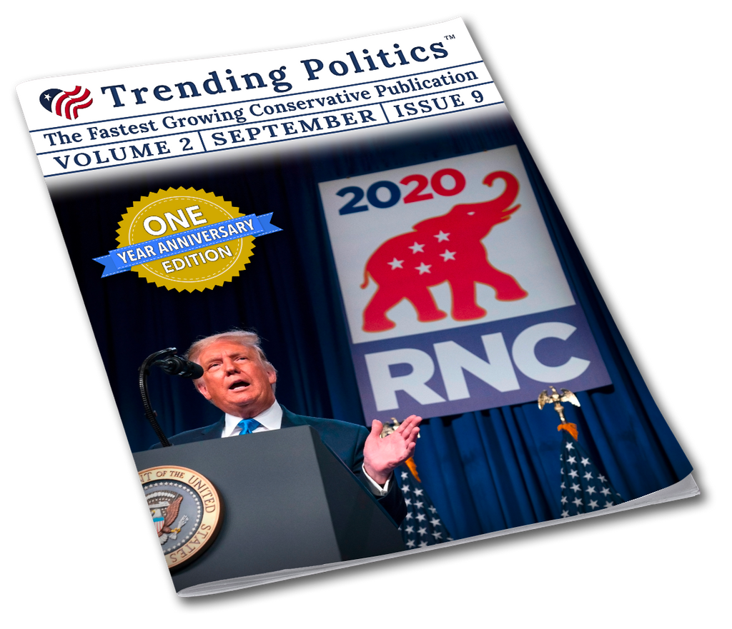 Volume 2 Issue 9 - September 2020 Trending Politics Newsletter