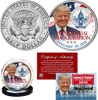 Trump 2021 Inauguration Coin