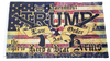 Trump Second Amendment Flag