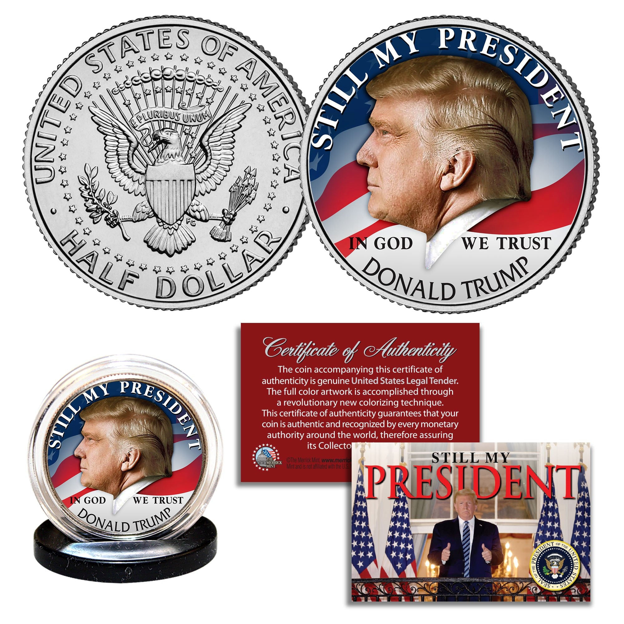Still My President Coin