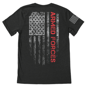 Armed Forces Veteran T-Shirt