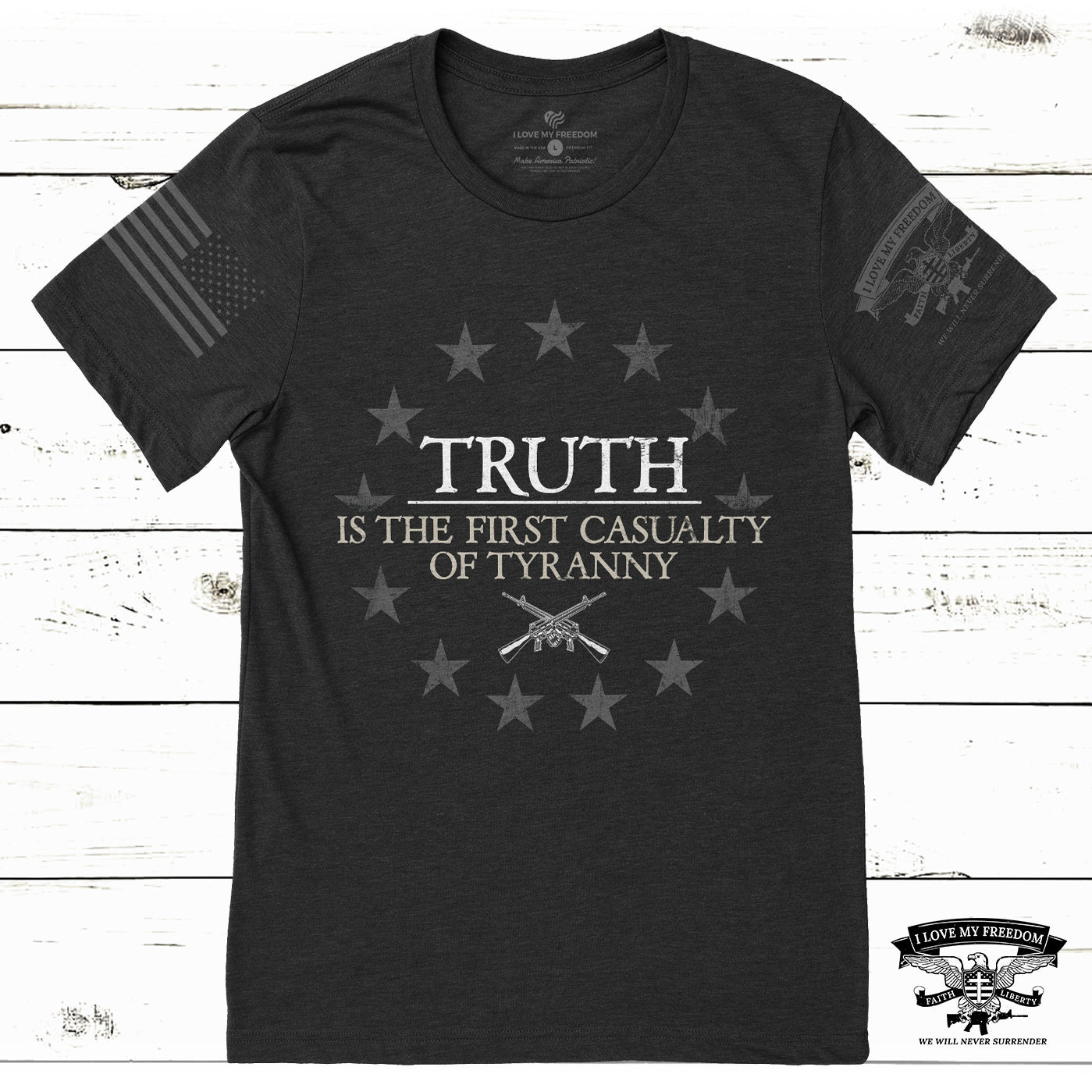 Truth Tyranny T-Shirt