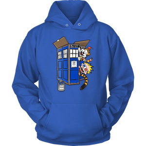 Box of Space & Time Hoodie