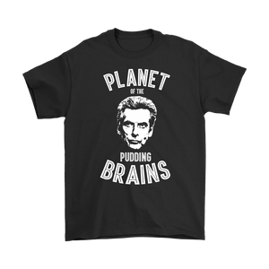 Planet of the Pudding Brains