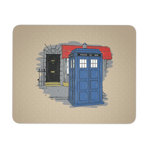 Consulting Timelord Mousepad