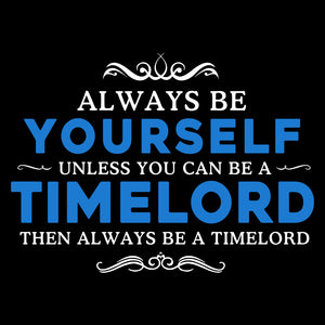 Be A Timelord