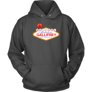 Welcome To Gallifrey Hoodie